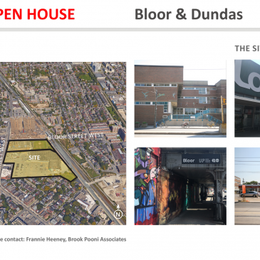 WED JUNE 14 @ 5:30pm: Bloor-Dundas Proposal Meeting